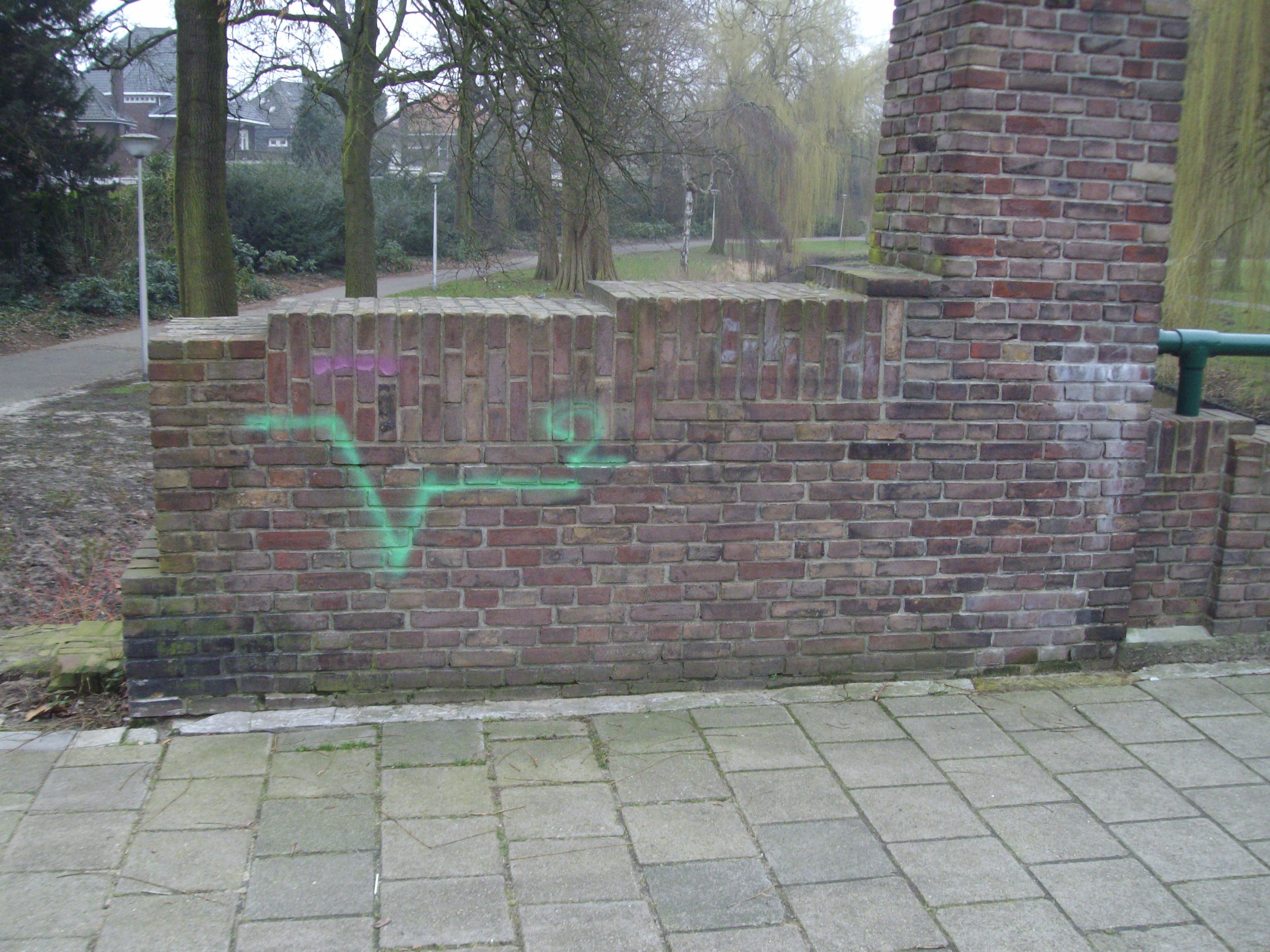 Graffitiverwijdering Eindhoven 3
